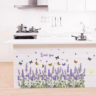 Sticker Fluturi si Flori de Levantica - Catalog