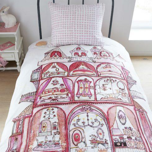 Lenjerie de pat fete Palatul Zanelor - Catalog