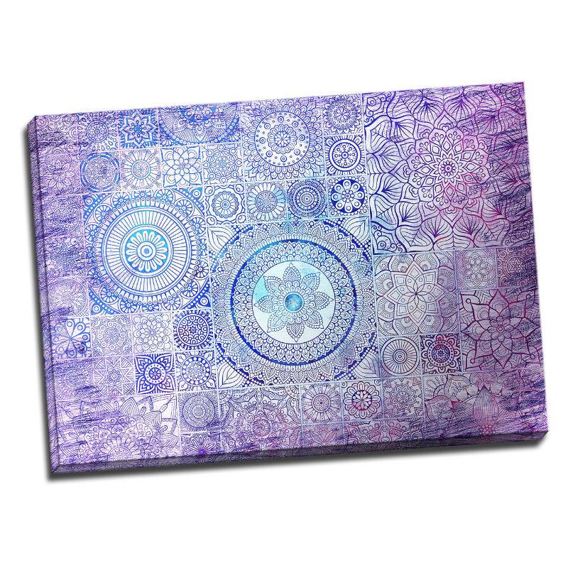 Tablou Mandale Violet Catalog