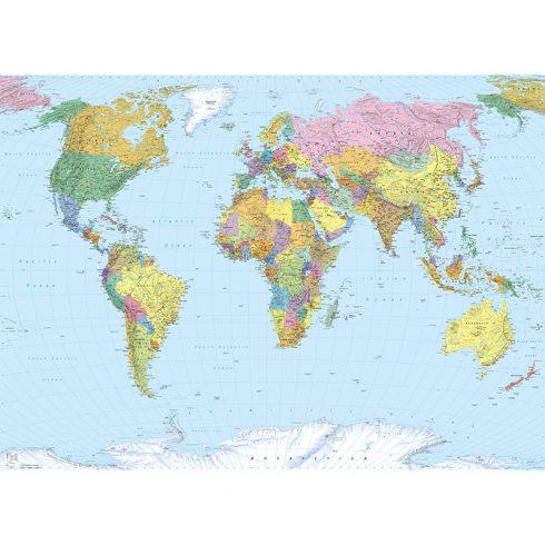Fototapet harta lumii Komar 254 x 184 cm