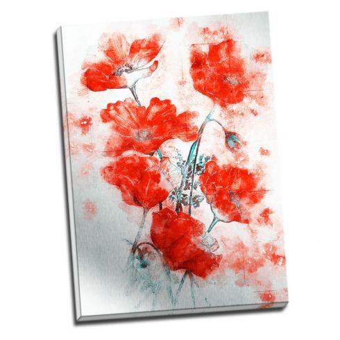 Tablou Maci Rosii Stilizati Catalog