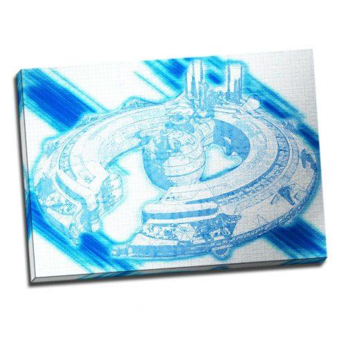 Tablou Star Wars Lucrehulk Battleship Catalog