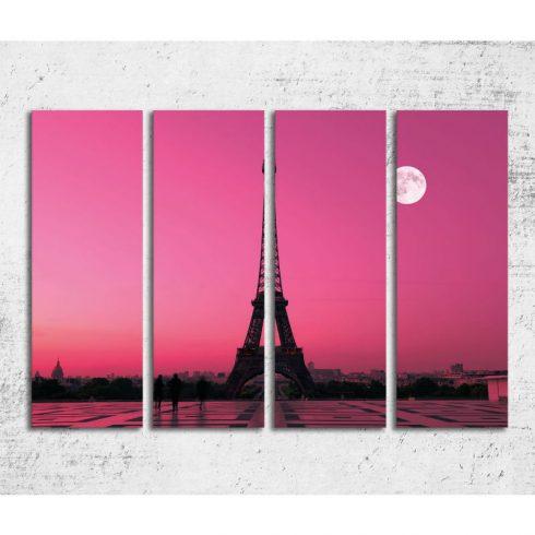 Tablou modern multicanvas Turnul Eiffel Catalog