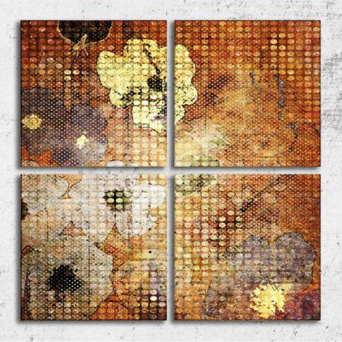Tablouri living Nostalgie florala Catalog