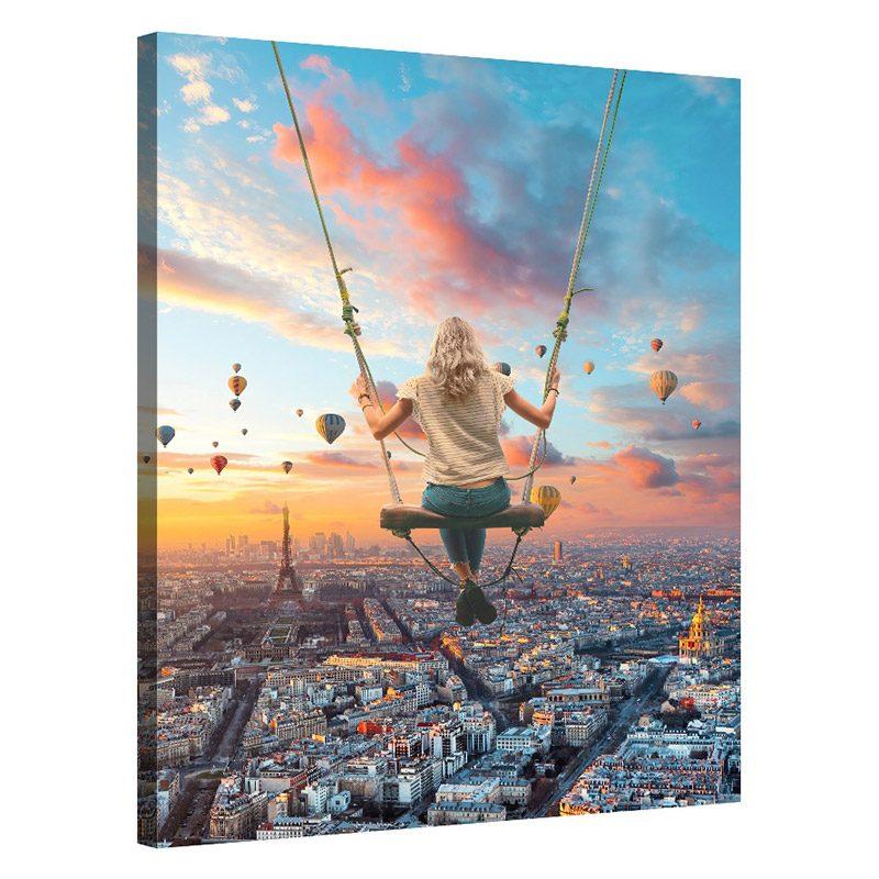 Tablou Paris Vis in orasul iubirii