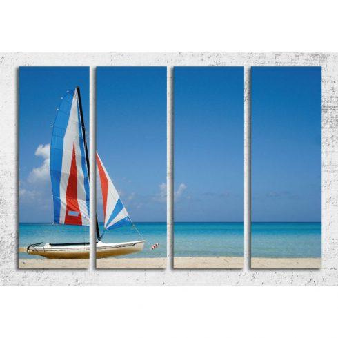 Tablou marin canvas 4 piese Catalog