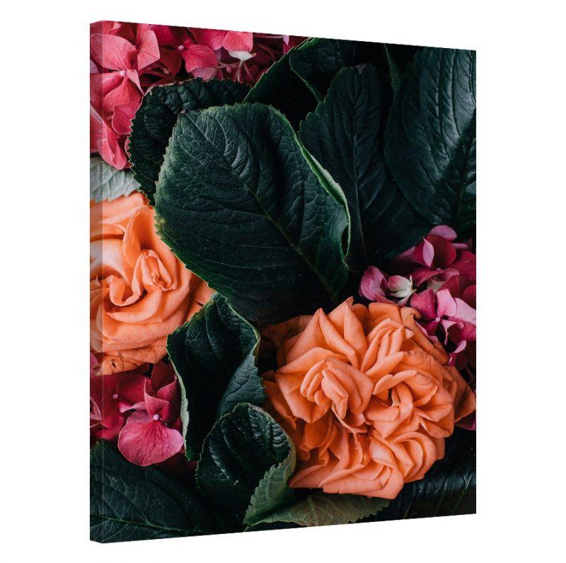 Tablou trandafiri decati - Frumusete fragila