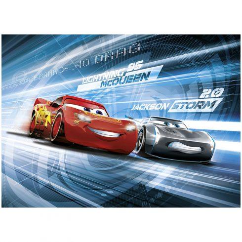 Fototapet Cars – Fulger McQueen si Jackson Storm