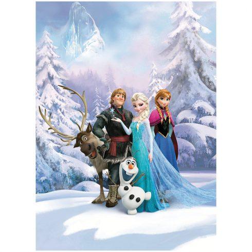 Fototapet Frozen – Aventura de iarna