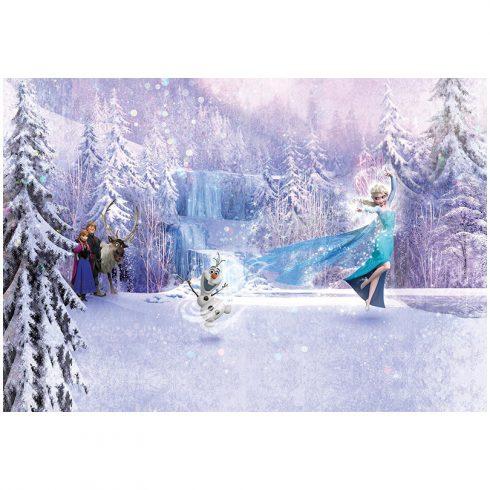 Fototapet Frozen – Elsa si Olaf