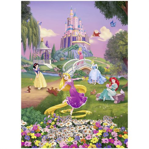 Fototapet Printese Disney – Rasarit magic