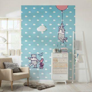 Fototapet camera copii cu norisori Ambient