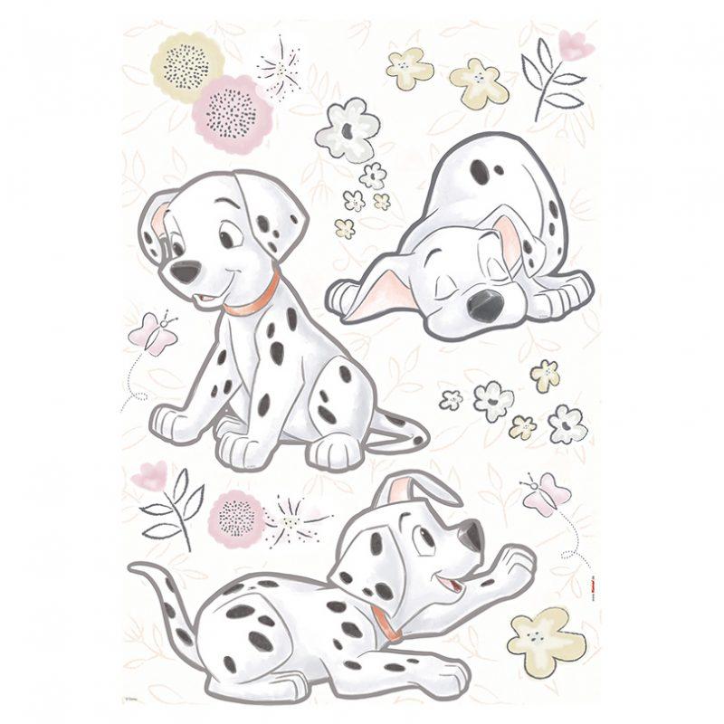 Sticker 101 Dalmatieni