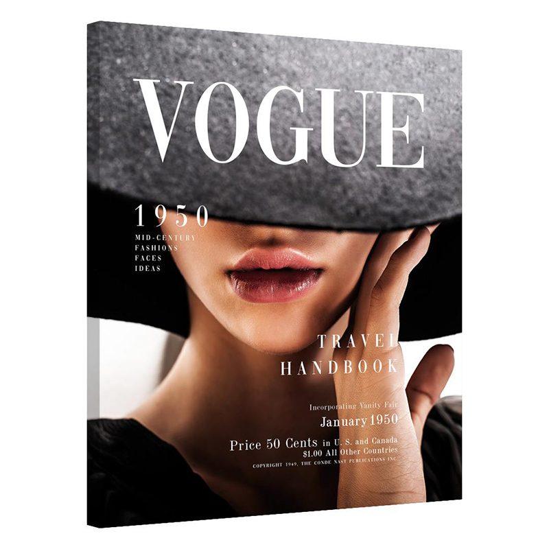 Tablou Vogue Senzualitate Absoluta