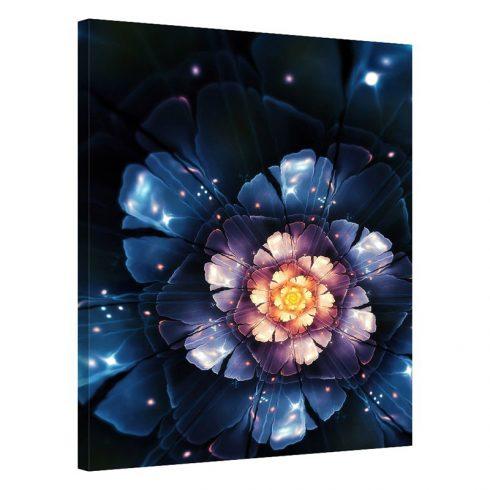 Tablou decor floral Inflorire Nocturna