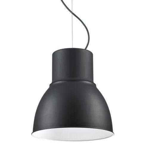 Lampa tavan stil industrial neagra Breeze SP1