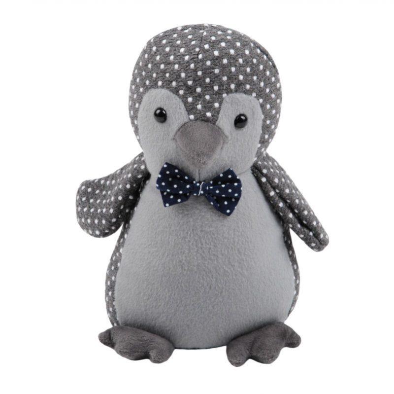 Opritor de usa pinguin gri Firmin