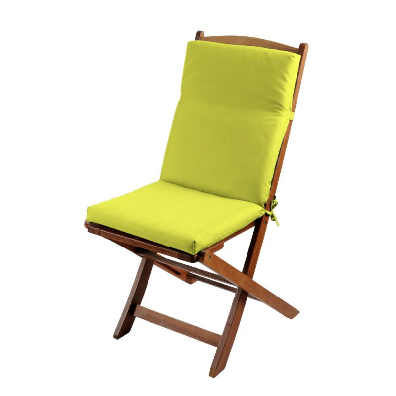 Perna exterior verde pentru scaun - Catalog