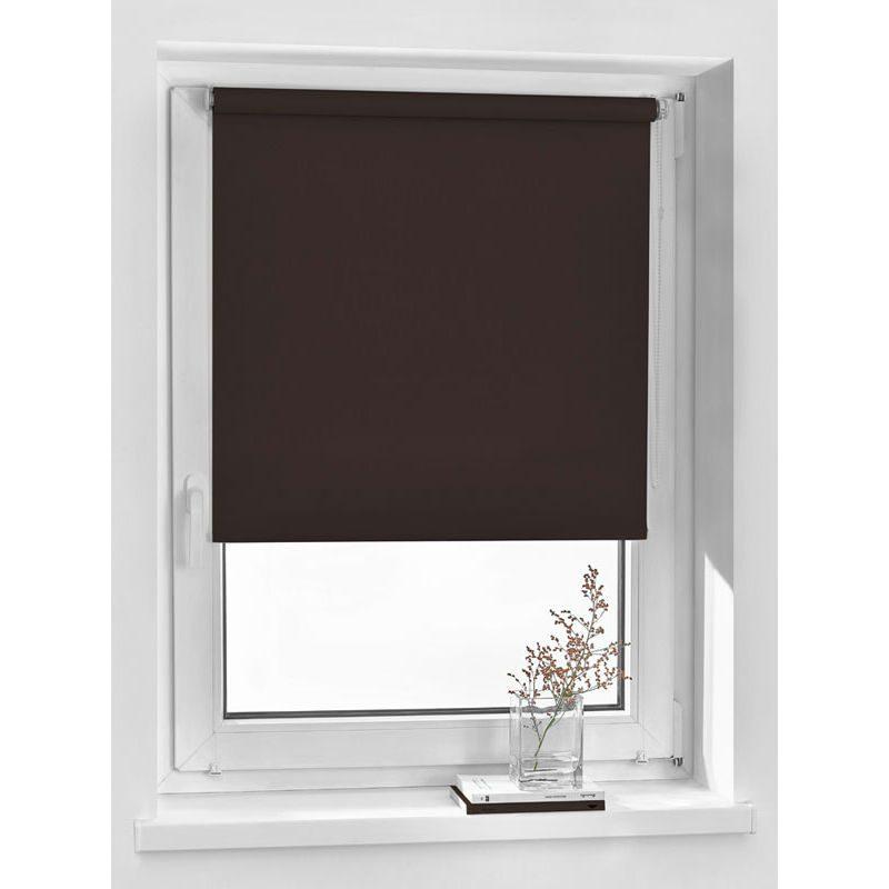 Rolete textile blackout maro - Catalog