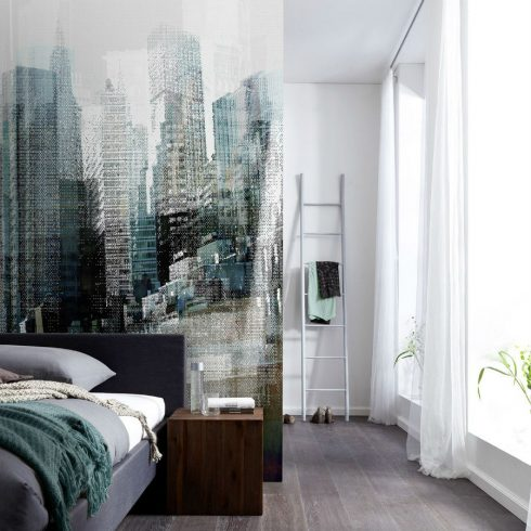 Fototapet decorativ modern Rush - Ambient