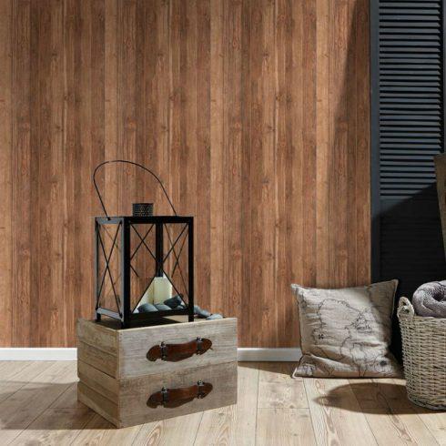 Tapet rustic lemn vlies AS Creation - Ambient 1