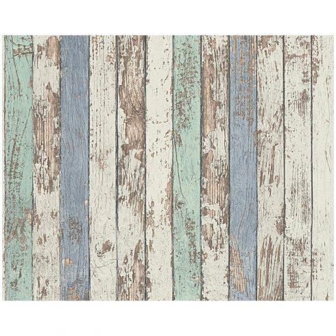 Tapet vlies lemn vintage