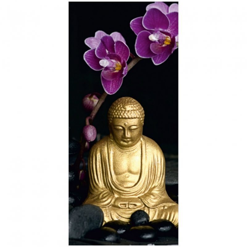 Fototapet Buddha pentru usa - Catalog
