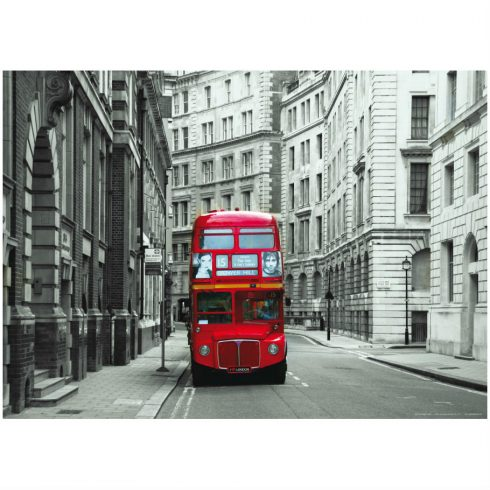 Fototapet Londra - Red Double-Decker - Catalog