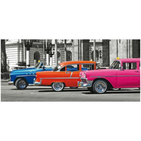 Fototapet masini colorate Cuba - Catalog