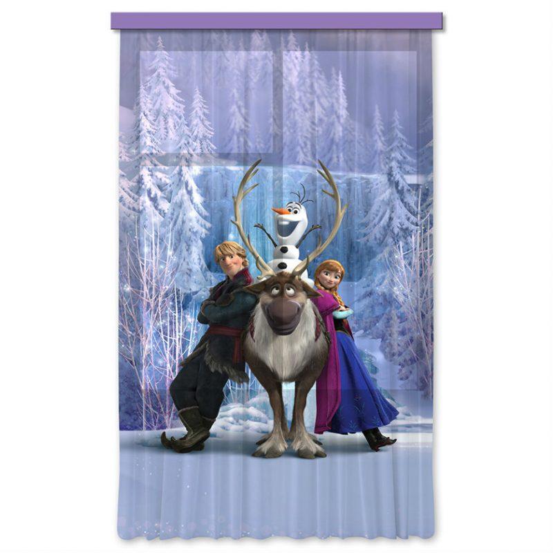 Perdea copii Disney Frozen