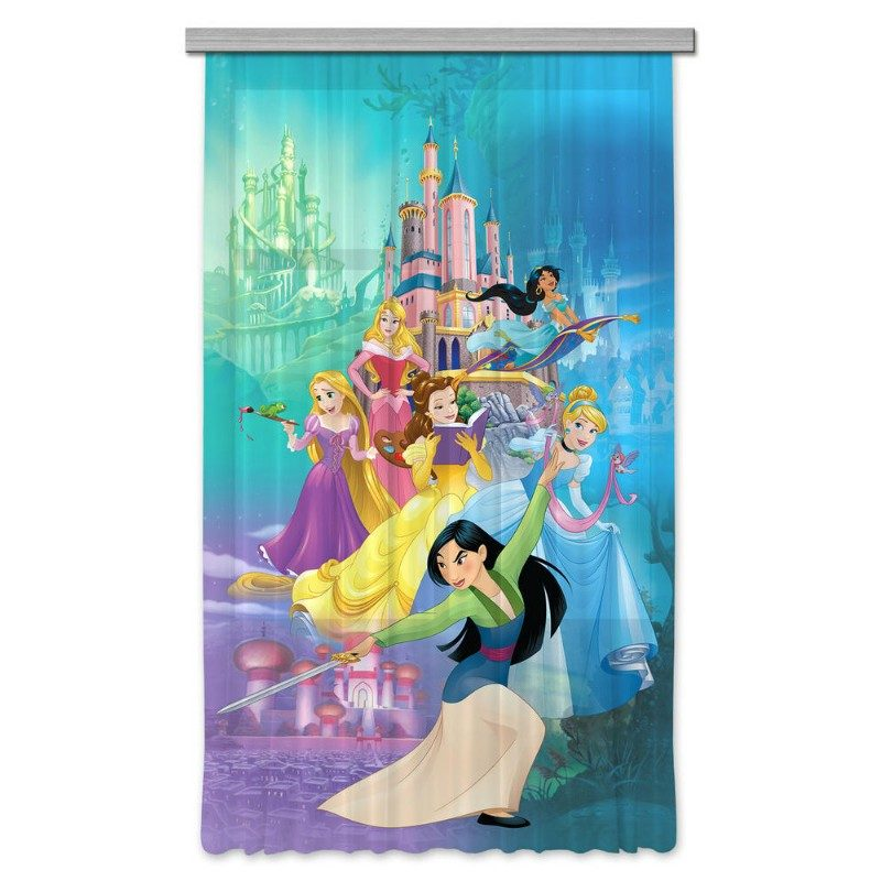 Perdea copii Printese Disney - Catalog