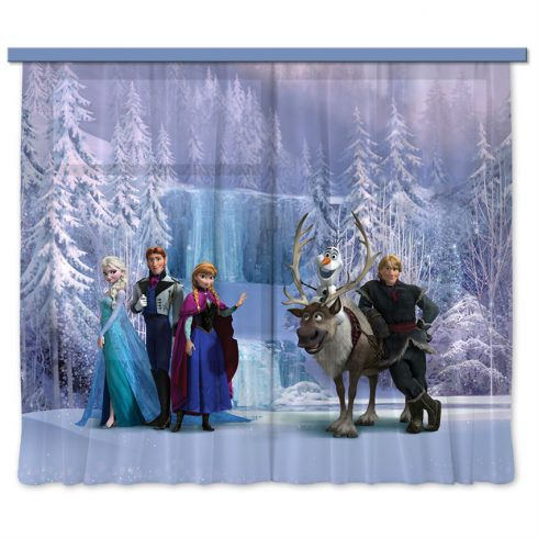 Perdele camere copii Frozen - Catalog