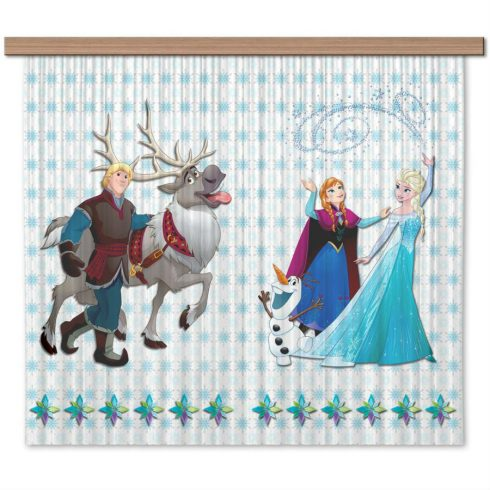 Perdele camere copii Frozen Disney - Catalog