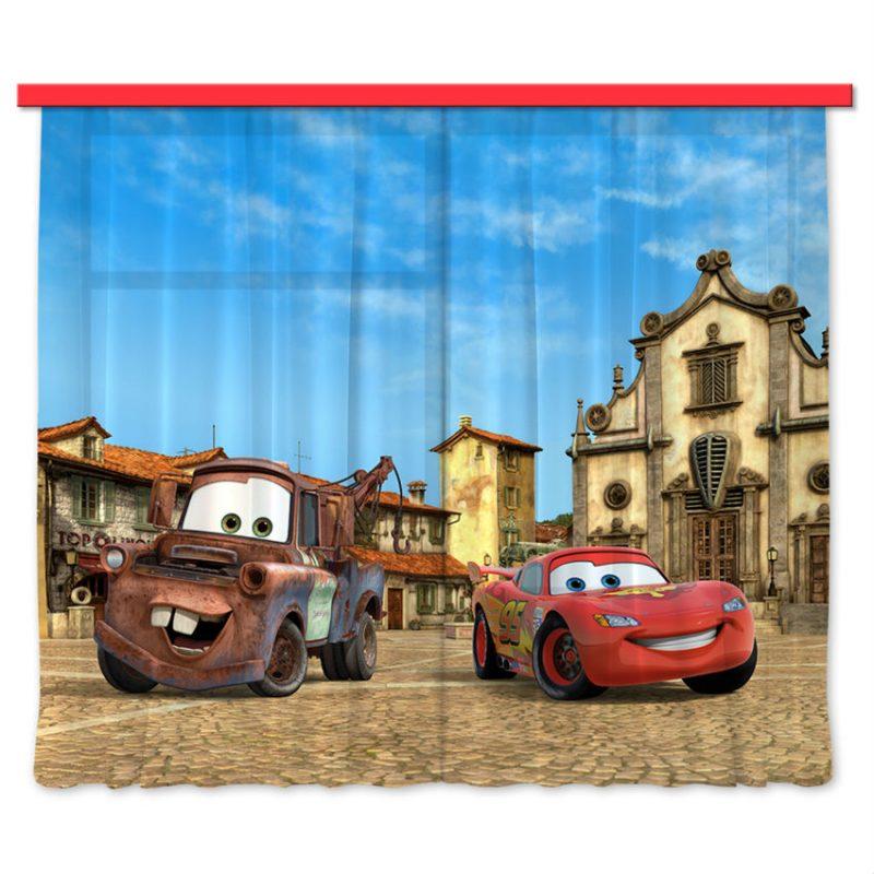 Perdele copii Cars - Fulger McQueen - Catalog