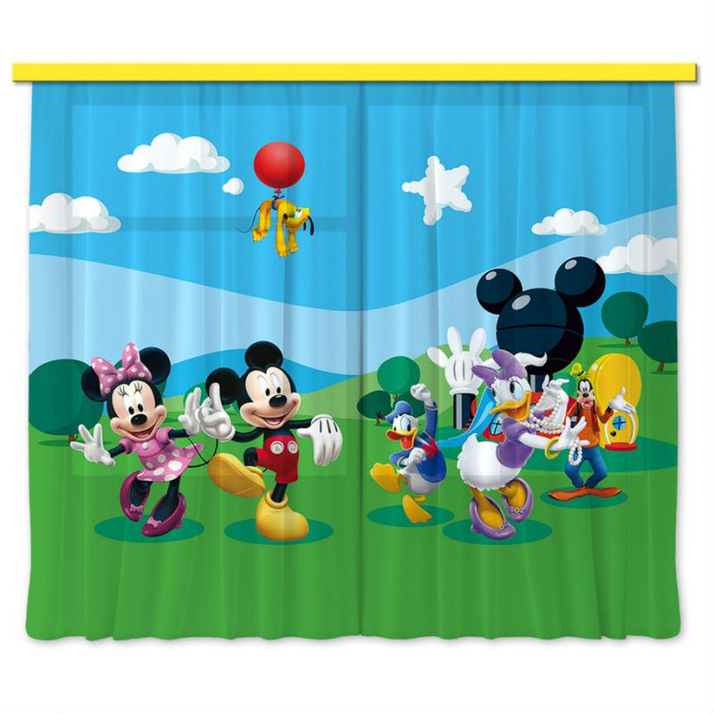 Perdele copii Mickey Mouse Disney - Catalog