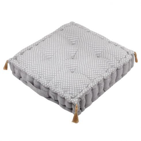 Perna de podea gri cu ciucuri Nelia - Catalog