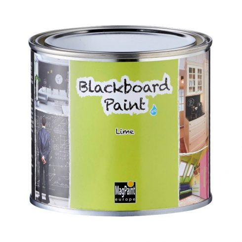 Vopsea tabla de scris verde lime MagPaint 500 ml - Catalog