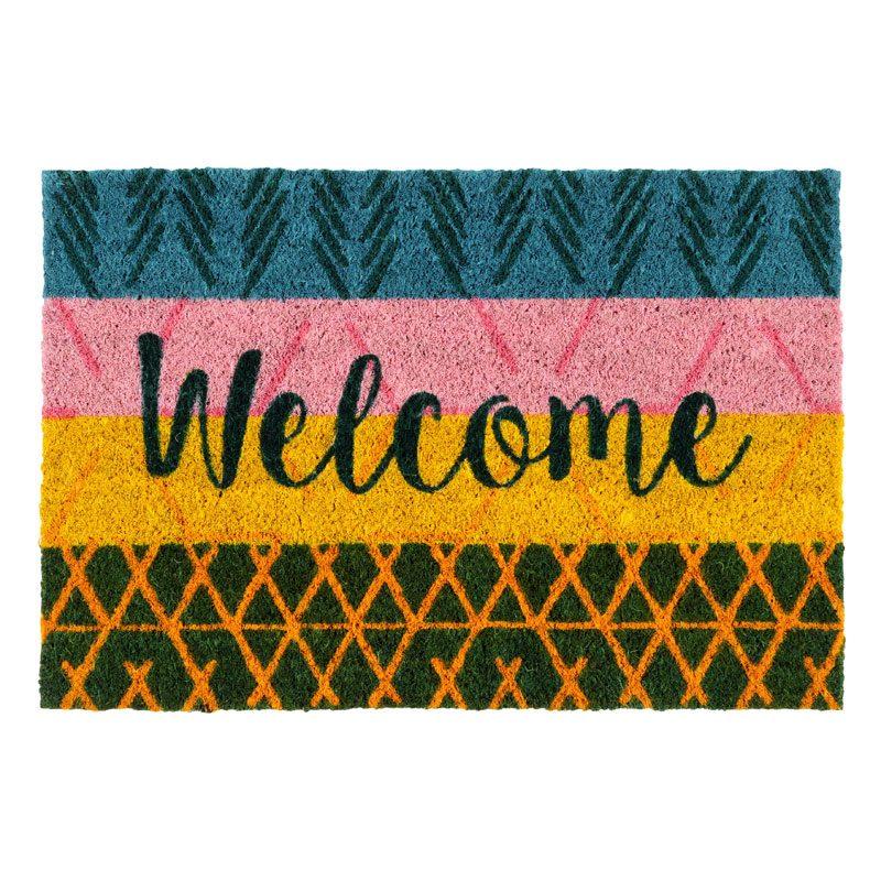 Covoras de intrare Welcome