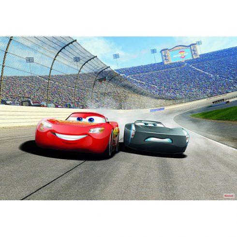 Fototapet Fulger McQueen si Jackson Storm