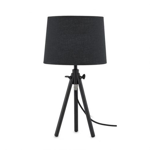 Lampa trepied pentru masa neagra York TL1