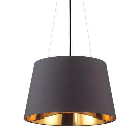 Pendul negru Ideal Lux Nordik SP4