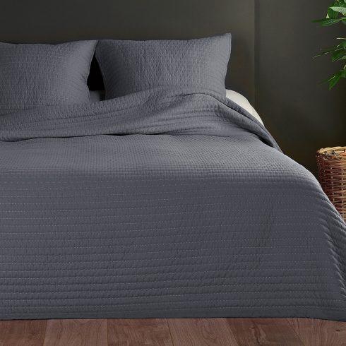 Cuvertura pentru pat gri Riviera
