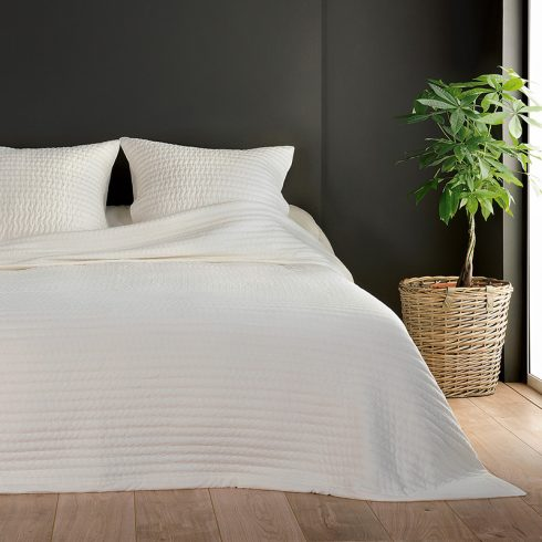 Cuvertura pentru pat ivoire Riviera