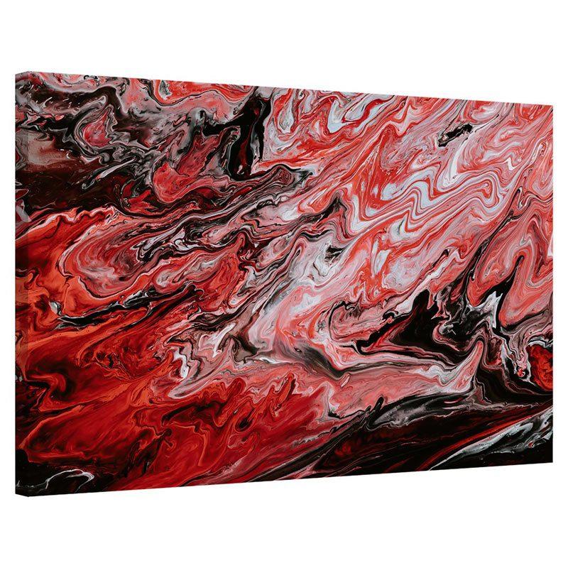 Tablou abstract canvas Antiteza