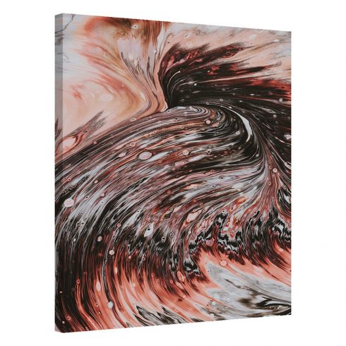 Tablou abstract modern Echilibru