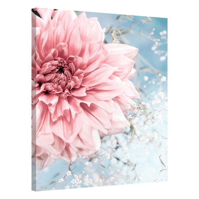 Tablou delicat cu floare roz Blossom