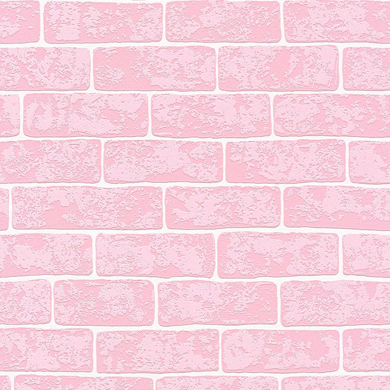 Tapet caramida roz vlies