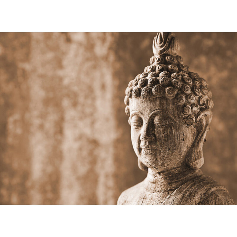 Fototapet Buddha bej vlies