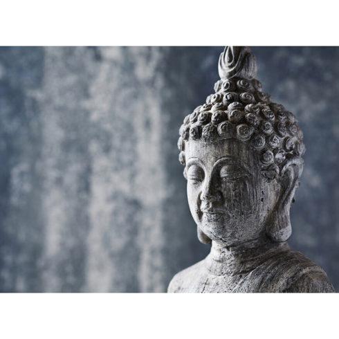 Fototapet Buddha gri vlies