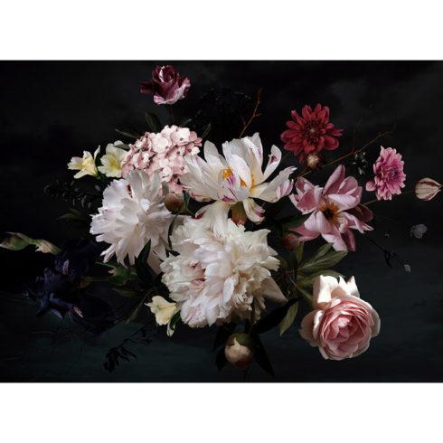 Fototapet vlies Buchet de Flori Natur